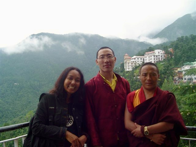 Four Walls and Three Monks